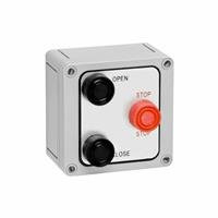 3B4X NEMA 4X Exterior Three Button Surface Mount Control Station