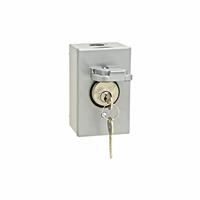 HBSX NEMA 4 OPEN-CLOSE Key Switch in Single Gang Box Surface Mount