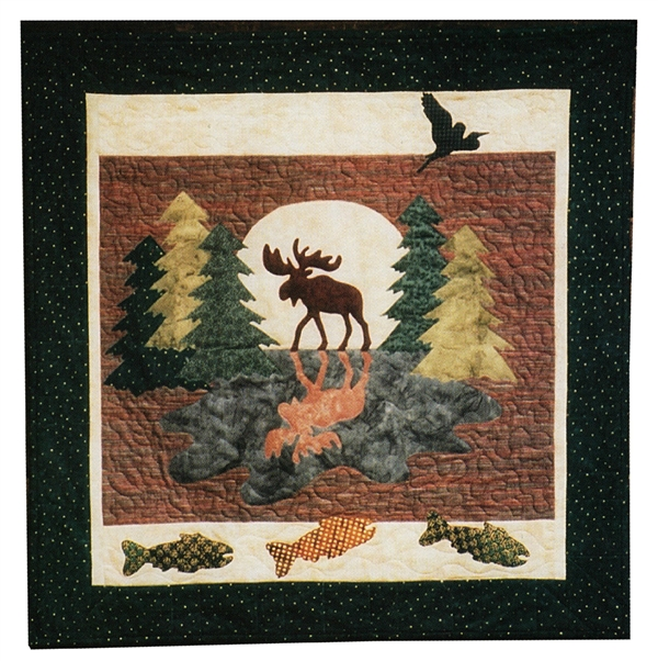 Moose Crossing - RETIRED - SOLD OUT