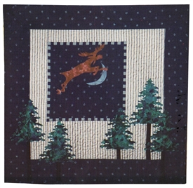 Moonlit Moose - RETIRED - SOLD OUT