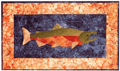 Coho - Pattern only, cover no longer available