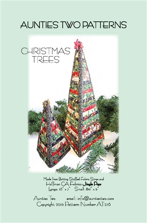 Christmas Trees Pattern by Aunties Two