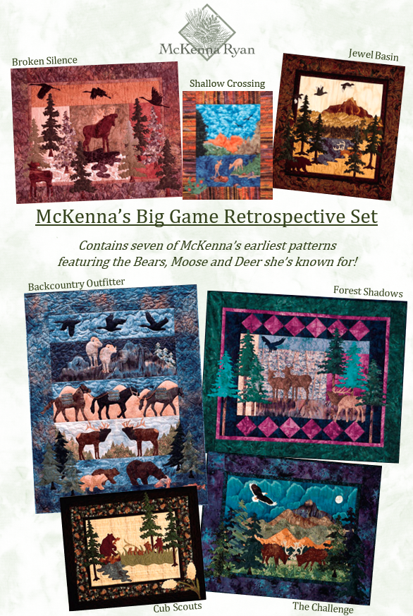 McKenna's Big Game Retrospective Sampler