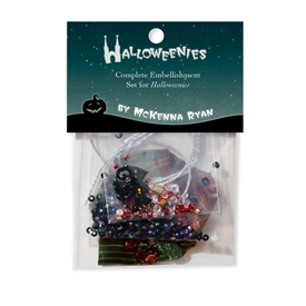Halloweenies Embellishment Kit