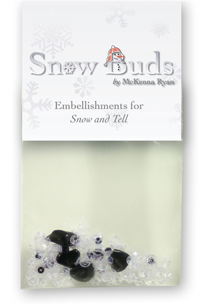 Snow and Tell Embellishment Kit