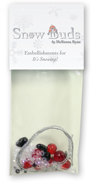 It's Snowing! Embellishment Kit