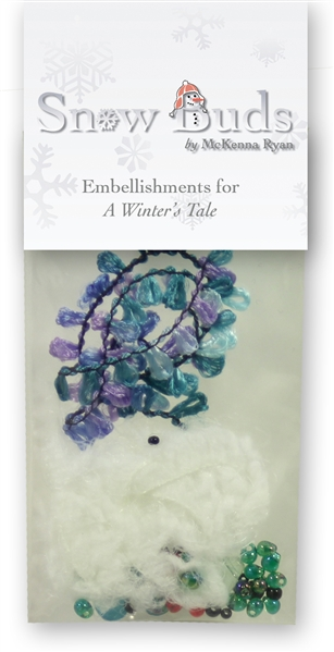 A Winter's Tale Embellishment Kit