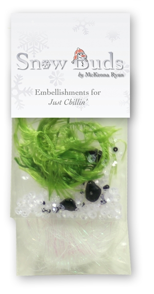 Just Chillin' Embellishment Kit