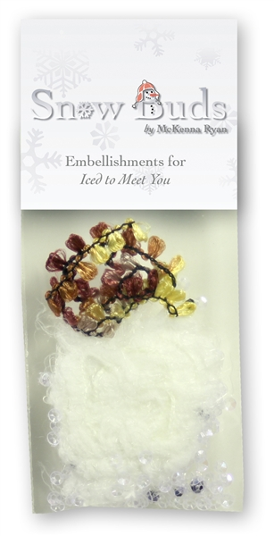 Iced to Meet You Embellishment Kit