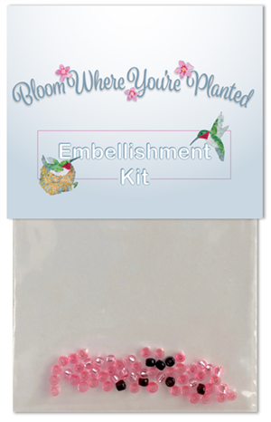Bloom Where You're Planted Embellishment Kit