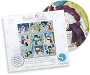 Snow Buds Silhouette CD - JUST ONE LEFT!