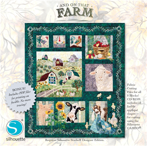 And On That Farm Silhouette CD - ONLY ONE LEFT IN STOCK!