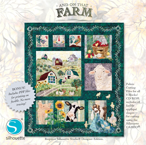 And On That Farm Silhouette CD - SOLD OUT
