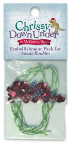 Aussie Baubles Embellishment Kit - SOLD OUT!