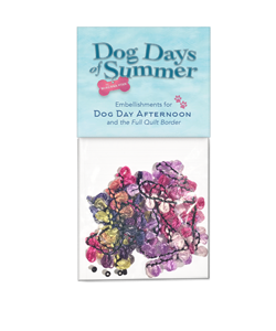 Dog Days of Summer Embellishment Kit