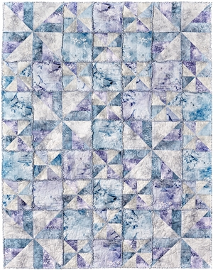 Dream Sweet Rag or Traditional Pieced Quilt Fabric Kit