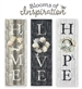 Blooms of Inspiration - Home Love Hope Traditional Fabric Kit