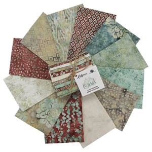 Oasis Adobe Collection fat quarter bundle