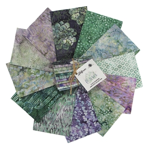 Oasis Amethyst Collection fat quarter bundle