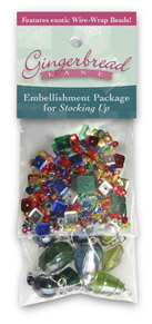 Stocking Up Embellishment Kit - ONLY TWO LEFT IN STOCK!