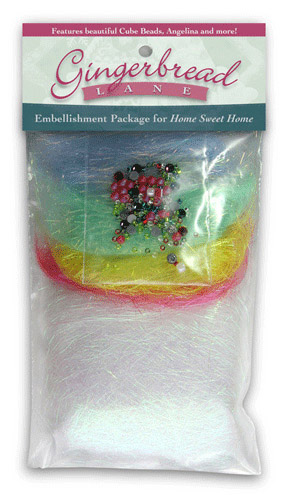 Home Sweet Home Embellishment Kit