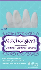 Image of Machingers package of quilting gloves