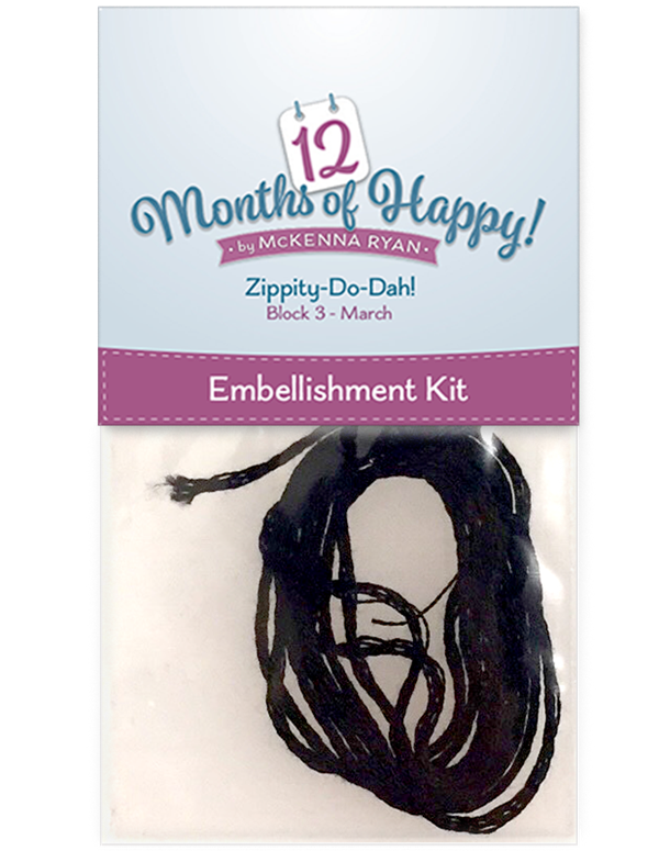 Zippity-Do-Dah! Embellishment Kit