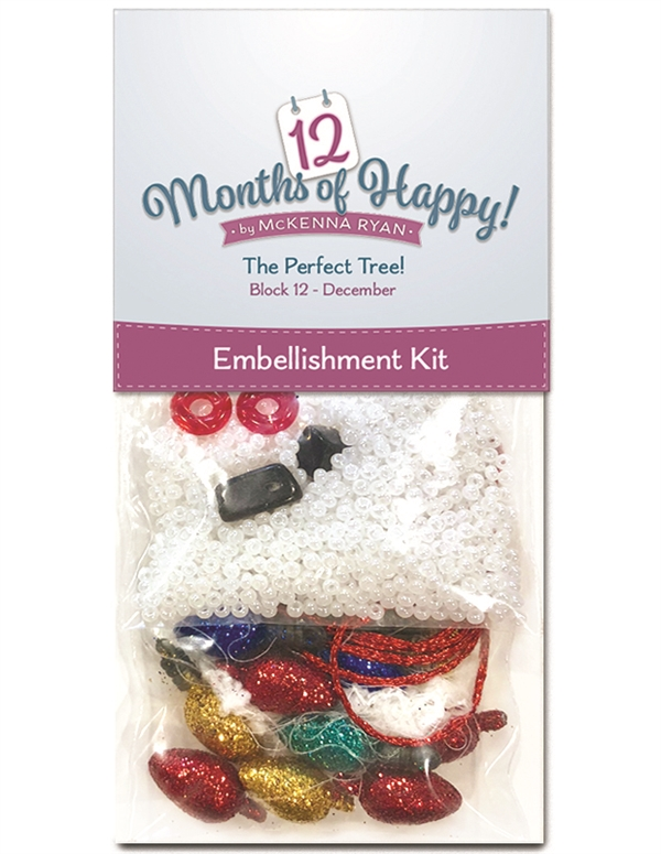 The Perfect Tree! Embellishment Kit
