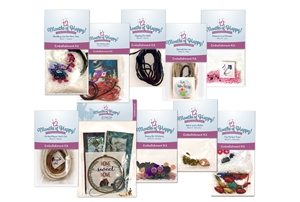 12 Months of Happy Complete Embellishment Kit FOR LASER KITS