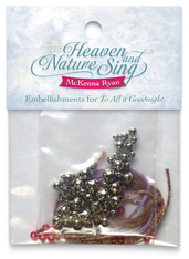 To All A Good Night Embellishment Kit