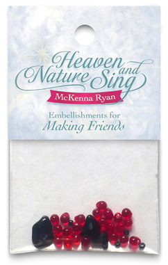 Making Friends Embellishment Kit