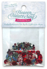 By the Light of the Moon Embellishment Kit