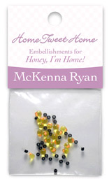 Honey, I'm Home! Embellishment Kit
