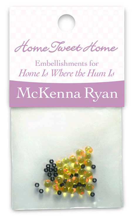 Home Is Where the Hum Is Embellishment Kit