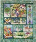 In Full Bloom Pieced Quilt Instructions Available as a Free Downloadable Pattern