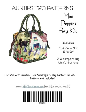 Interfacing Kit for Mini Poppins Bag