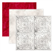 border pack for Joyeux Noel complete quilt