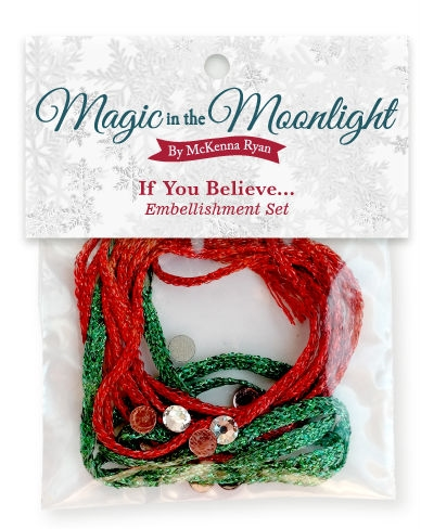 If You Believe... Embellishment Kit