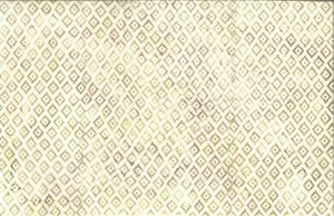 Batik fabric print in southwest geometric design in neutral tones
