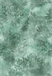 Paisley digital print fabric in green jewel tones