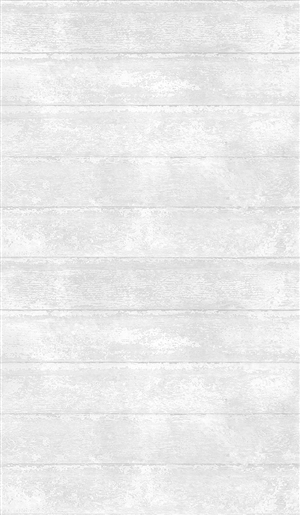 Distressed wood digital print fabric in off white tones