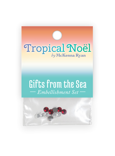 Gifts from the Sea Embellishment Kit