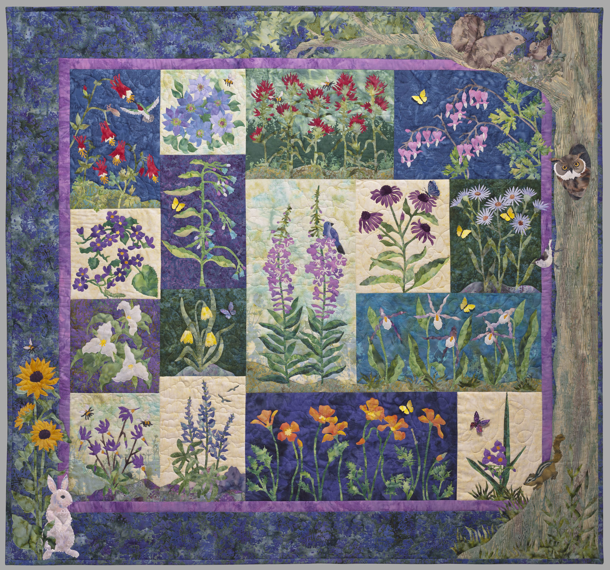 Quilt Pattern ~ PETALS OF MY HEART II ~ Collection Four by McKenna Ryan