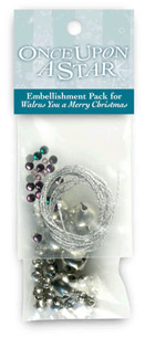 Walrus You a Merry Christmas Embellishment Kit - SOLD OUT!