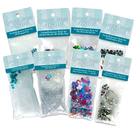 Once Upon a Star Complete Embellishment Set