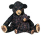Mama Bear and Huck Stuffed Bears Pattern Instruction