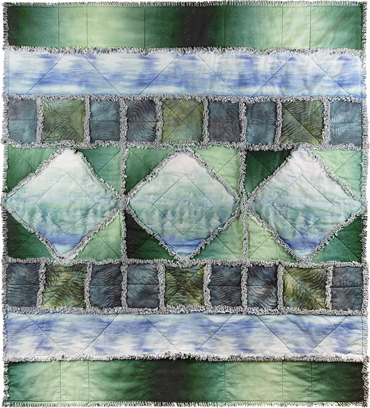 Rag Quilt Pattern Free
