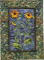 Woodland Sunflower Applique Pattern