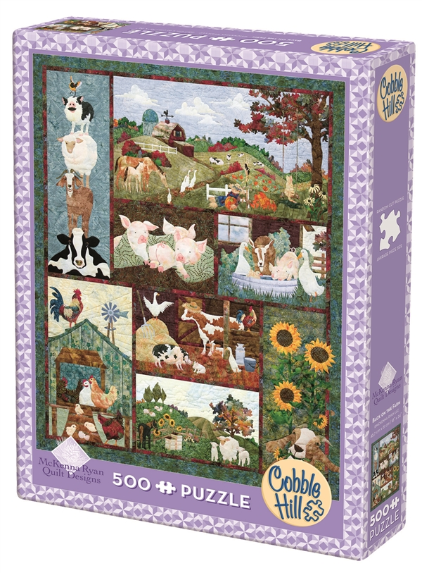 Back On The Farm Puzzle