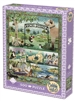 Dog Park Puzzle 500 Pieces - JUST A FEW LEFT!